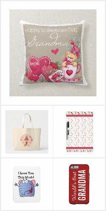 Grandma Valentine Gifts