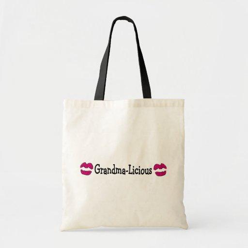 GrandmaLicious Tote Bag