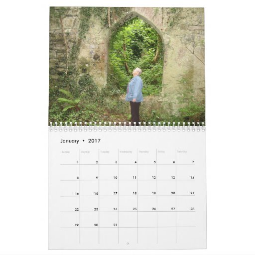 Grandma's 2007 Calendar