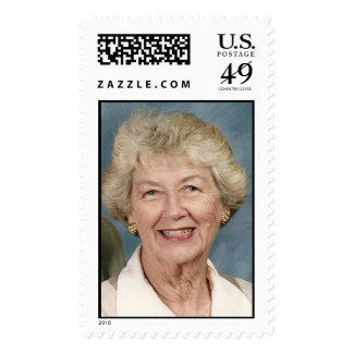 Grandma's 80th postage