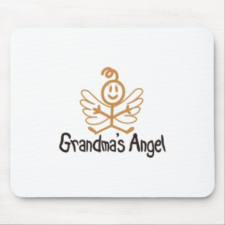 Grandmas Angel Mouse Pad