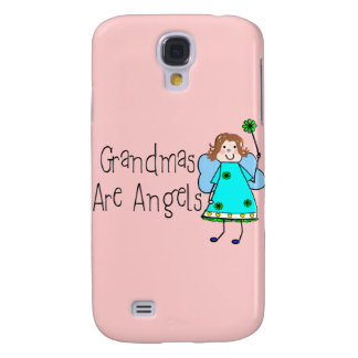 Grandmas Are Angels Gifts Galaxy S4 Cases
