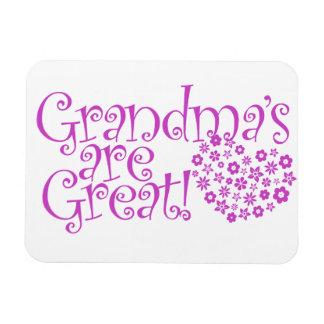 Grandmas are Great Magnet