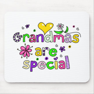 Grandmas are Special Mouse Pad