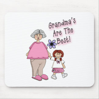Grandmas Are the Best Mouse Pad