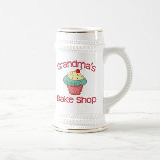Grandma's bake shop beer stein