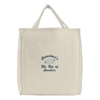 Grandma's Big Bag of Goodies Overflowing