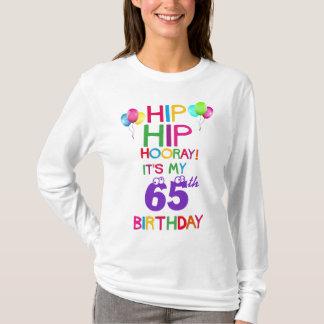 Grandma's Birthday Party Shirt - Add Any Age!