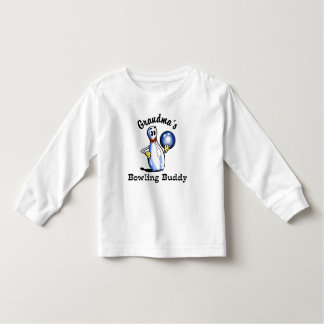 Grandma's Bowling Buddy Kids T-shirts