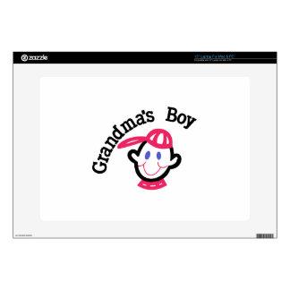 Grandmas Boy Skin For Laptop
