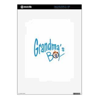 Grandmas Boy Skins For iPad 2
