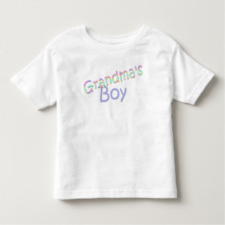 Grandma's  Boy Toddler Shirt