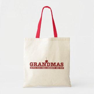 Grandmas Budget Tote Bag