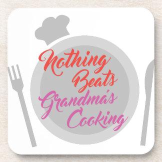 Grandmas Cooking Beverage Coaster