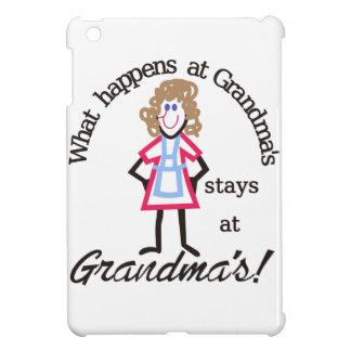 Grandma's! Cover For The iPad Mini