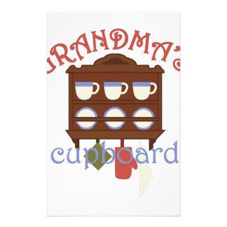 Grandmas Cupboard Stationery