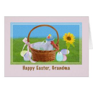 Grandma pussy easter basket amusing