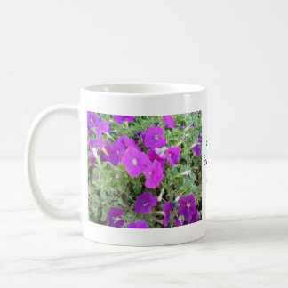 Grandmas Flower Garden Coffee Mug