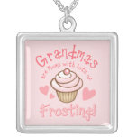 Grandmas Frosting Necklace