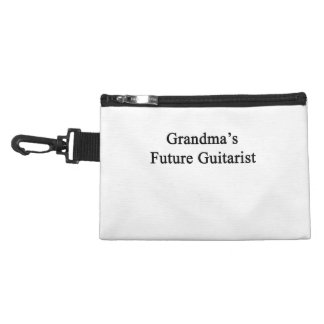 Grandma's Future Guitarist Accessory Bag