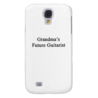 Grandma's Future Guitarist Samsung S4 Case