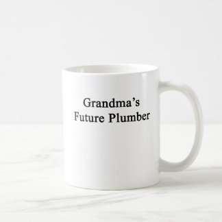 Grandma's Future Plumber Coffee Mug