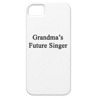 Grandma's Future Singer iPhone SE/5/5s Case