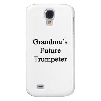 Grandma's Future Trumpeter Galaxy S4 Case