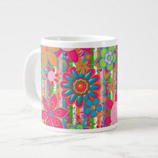 Grandmas Garden Jumbo Coffee Mug
