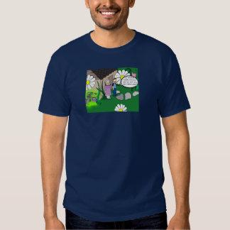 Grandma's Garden T Shirts