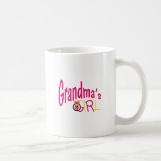 Grandmas Girl Coffee Mug
