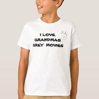 GRANDMAS GREY MOVIES kid tee