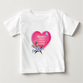 Grandma's Hearts.png Baby T-Shirt