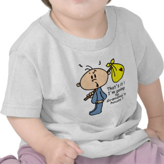 Grandma's House Baby (BLUE) Shirts