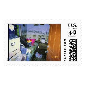 Grandma's House Post Katrina Postage