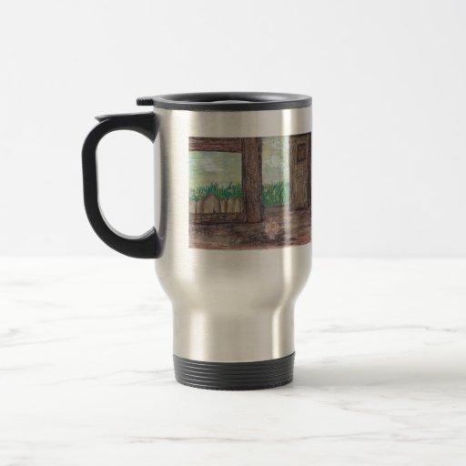 Grandma's House Travel Coffee Mug