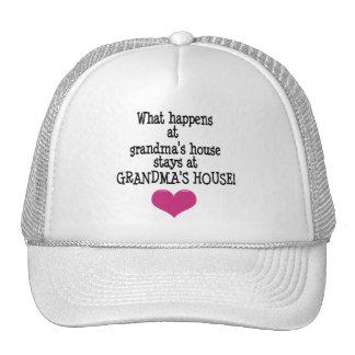 Grandma's House Trucker Hat