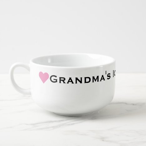 Grandma's Ice Cream Bowl