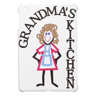 Grandma's Kitchen iPad Mini Cover