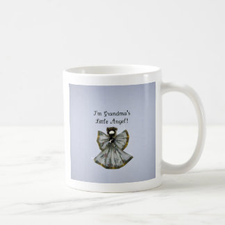 Grandma's little angel coffee mugs