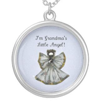 Grandma's Little Angel Custom Jewelry