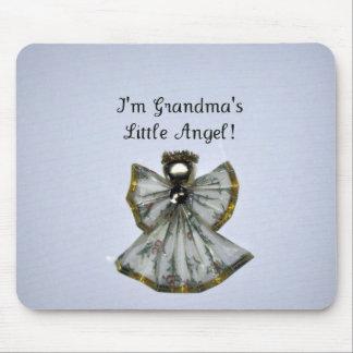 Grandma's little angel mousepad