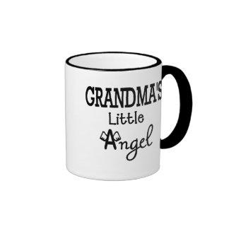 Grandma's little angel mug