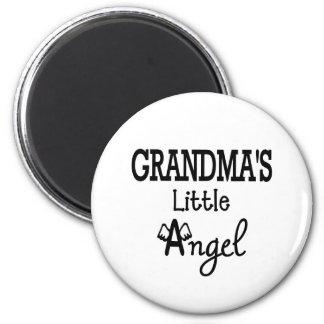 Grandma's little angel refrigerator magnets