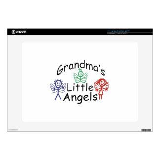 Grandmas Little Angels Decals For Laptops