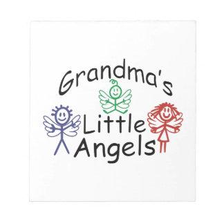 Grandmas Little Angels Notepads