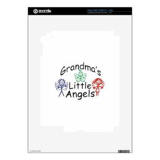 Grandmas Little Angels Skins For The iPad 2
