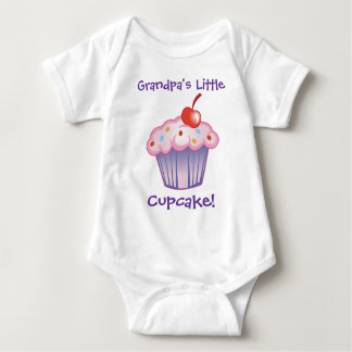 Grandma's Little Cupcake Shirt
