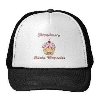 Grandma's Little Cupcake Trucker Hat