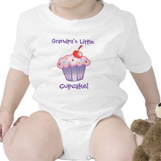 Grandma's Little Cupcake Baby Creeper